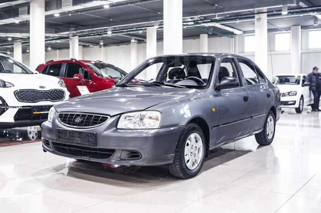 Hyundai Accent, 2005 год, 220 001 руб.