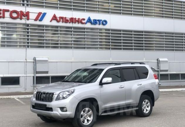 Toyota Land Cruiser Prado, 2010 год, 1 530 000 руб.