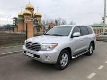 Краснодар Land Cruiser 2015