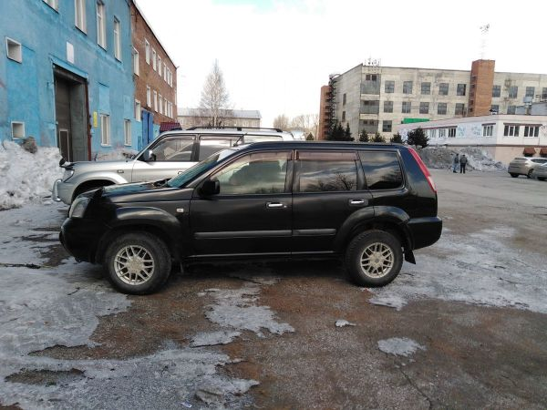 Nissan X-Trail, 2004 год, 430 000 руб.