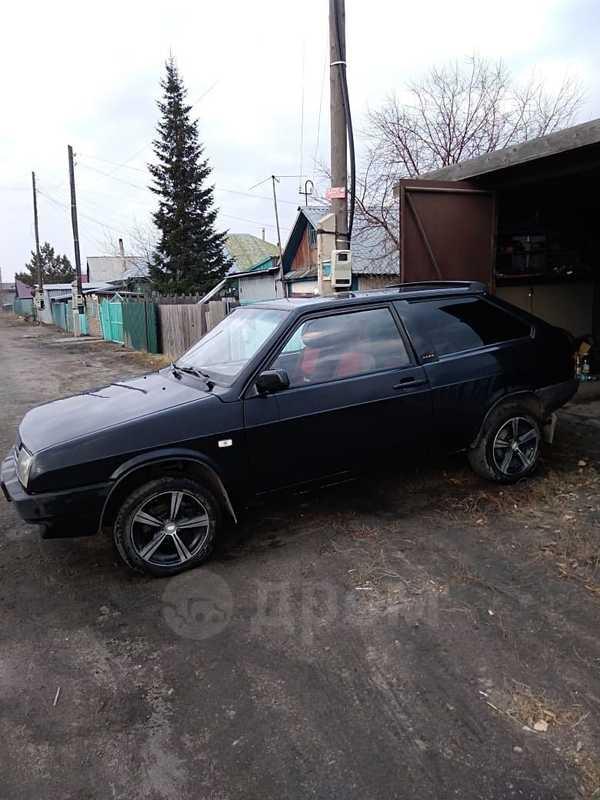 Лада 2108, 1994 год, 61 000 руб.