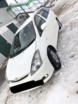 Киренск Toyota Wish 2004