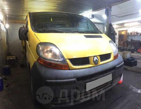 Renault Trafic, 2005 год, 400 000 руб.