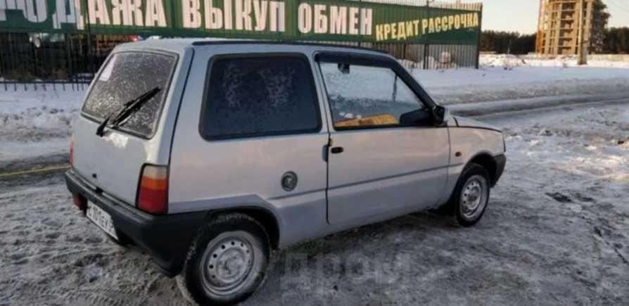 Лада 1111 Ока, 2004 год, 49 000 руб.