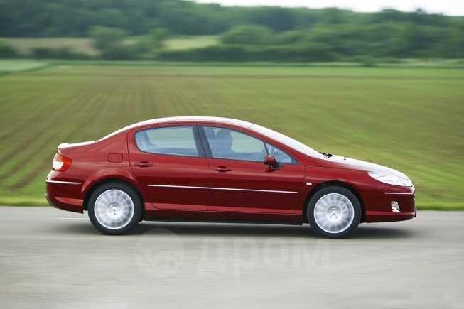 Peugeot 407, 2004 год, 250 000 руб.