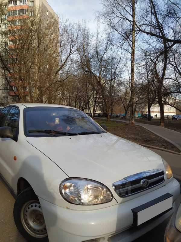 ЗАЗ Шанс, 2010 год, 100 000 руб.
