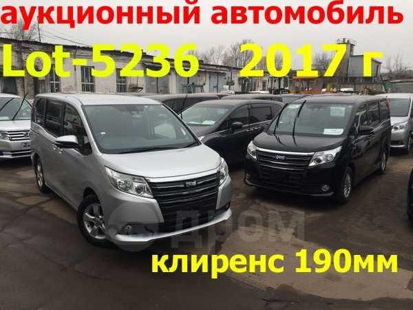 Toyota Noah, 2017 год, 1 490 000 руб.