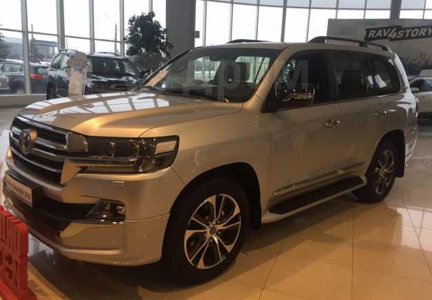 Toyota Land Cruiser, 2020 год, 6 290 000 руб.