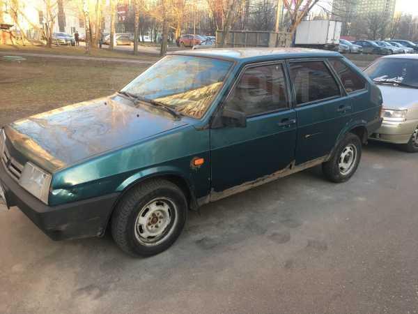 Лада 2109, 2001 год, 37 000 руб.