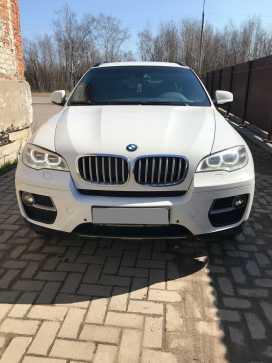 Вологда BMW X6 2008