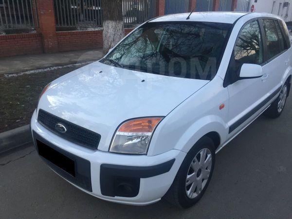 Ford Fusion, 2008 год, 298 000 руб.