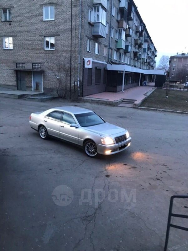 Toyota Crown, 2000 год, 500 000 руб.