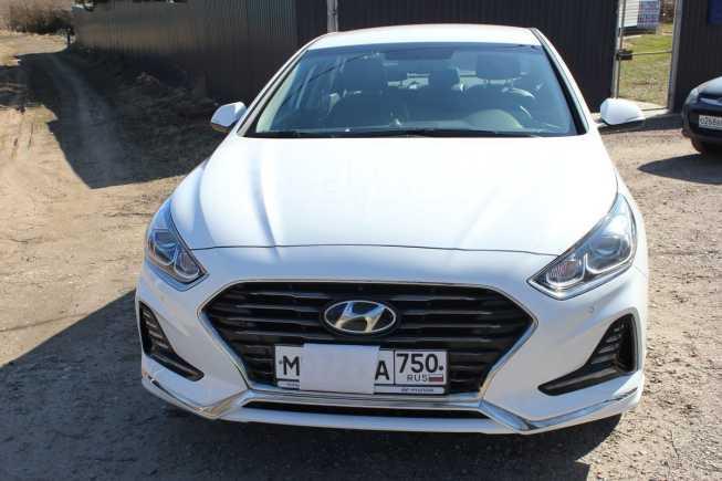 Hyundai Sonata, 2019 год, 1 579 000 руб.