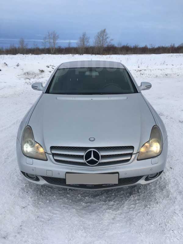 Mercedes-Benz CLS-Class, 2008 год, 949 000 руб.