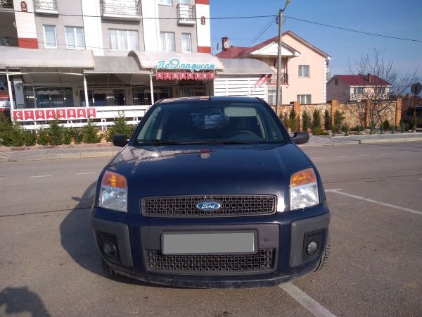Ford Fusion, 2008 год, 275 000 руб.