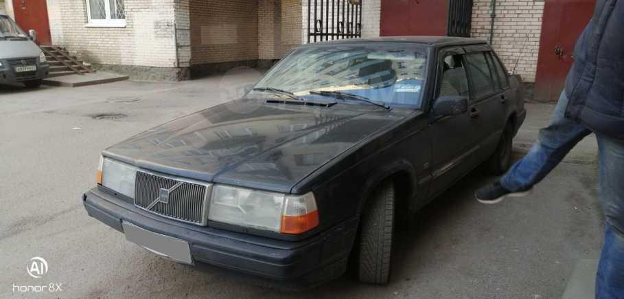 Volvo 940, 1992 год, 75 000 руб.