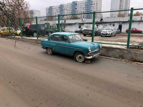 Москвич 407, 1960 год, 55 000 руб.