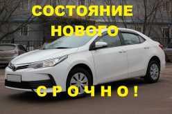 Москва Corolla FX 2016