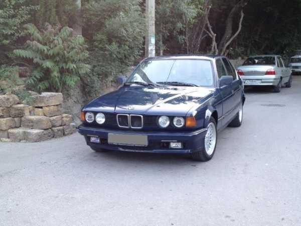 BMW 7-Series, 1991 год, 180 000 руб.