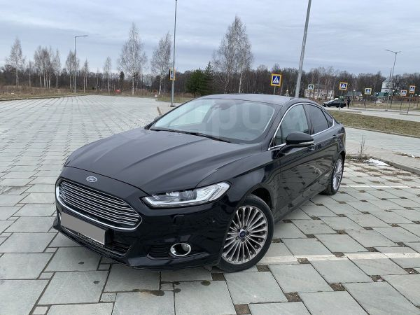Ford Mondeo, 2015 год, 1 299 000 руб.