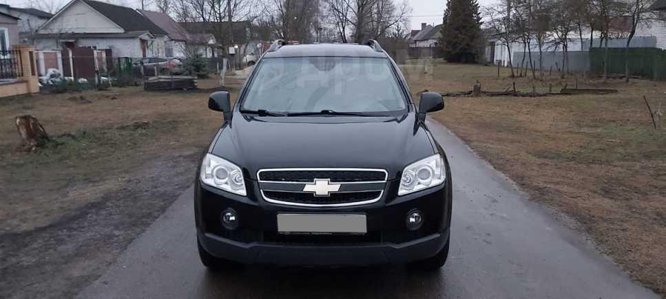 Chevrolet Captiva, 2009 год, 560 000 руб.