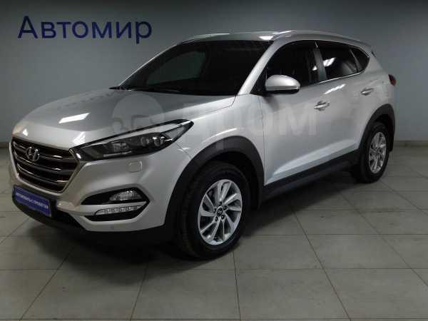 Hyundai Tucson, 2017 год, 1 515 000 руб.