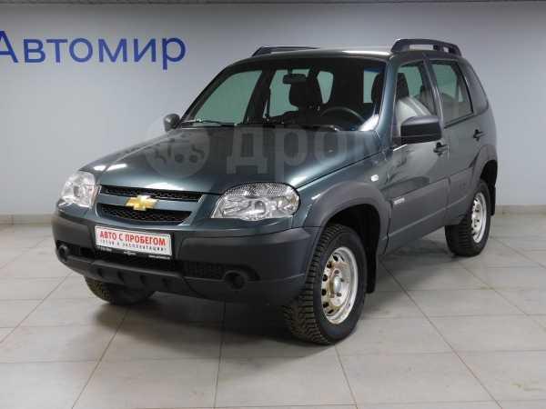 Chevrolet Niva, 2016 год, 535 900 руб.