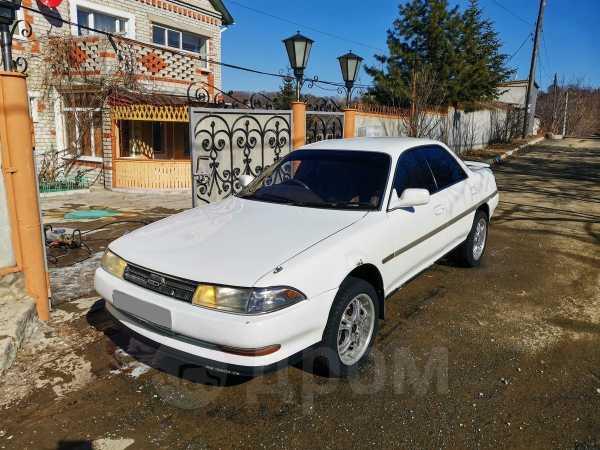 Toyota Carina ED, 1990 год, 125 000 руб.