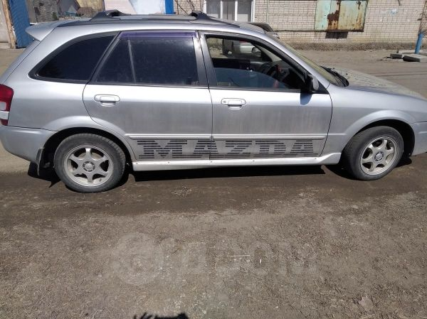 Mazda Familia S-Wagon, 1998 год, 145 000 руб.