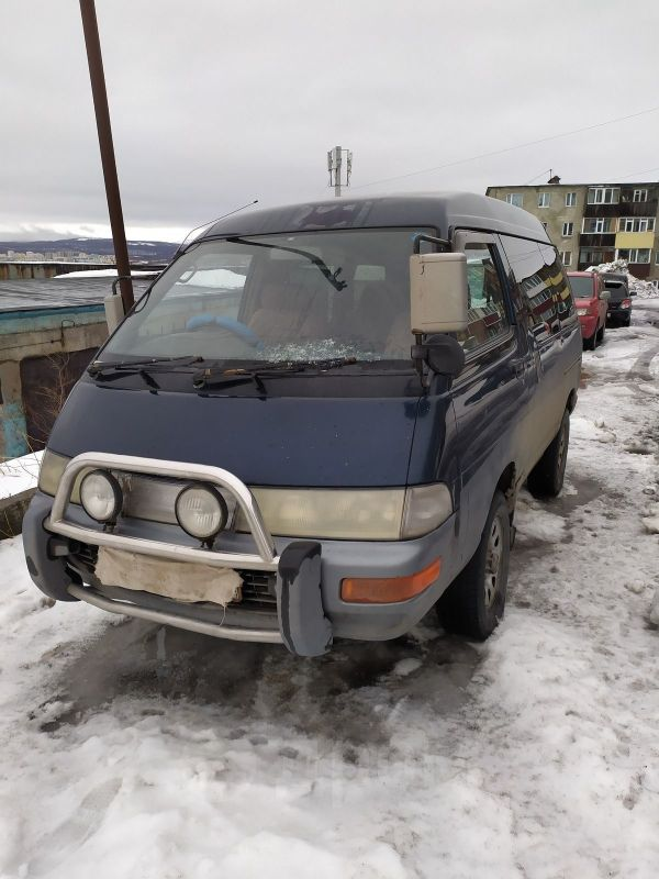 Toyota Town Ace, 1996 год, 130 000 руб.