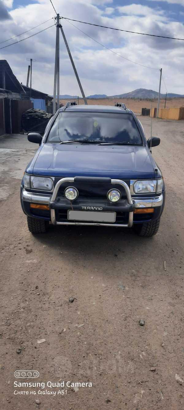 Nissan Terrano, 1994 год, 550 000 руб.