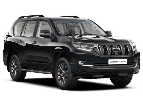 Toyota Land Cruiser Prado, 2020 год, 3 923 000 руб.