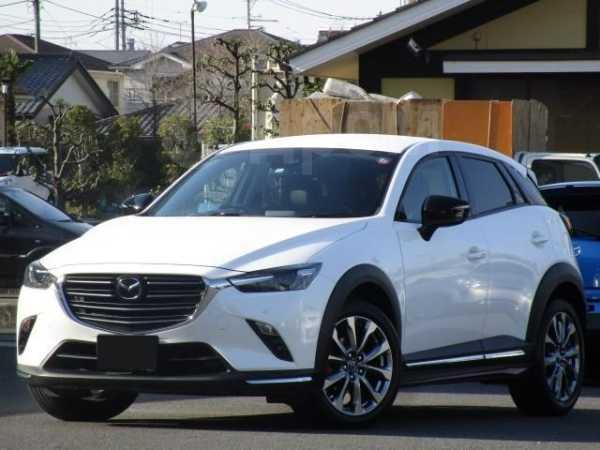Mazda CX-3, 2019 год, 745 000 руб.
