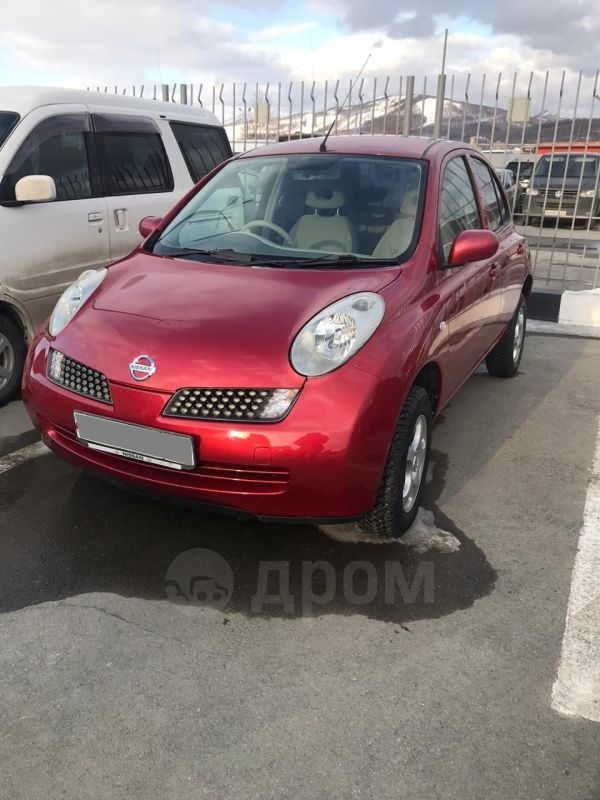 Nissan March, 2007 год, 295 000 руб.