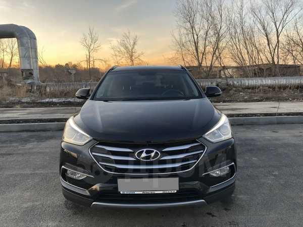 Hyundai Santa Fe, 2016 год, 1 410 000 руб.