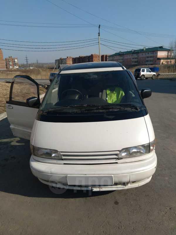 Toyota Estima, 1990 год, 200 000 руб.