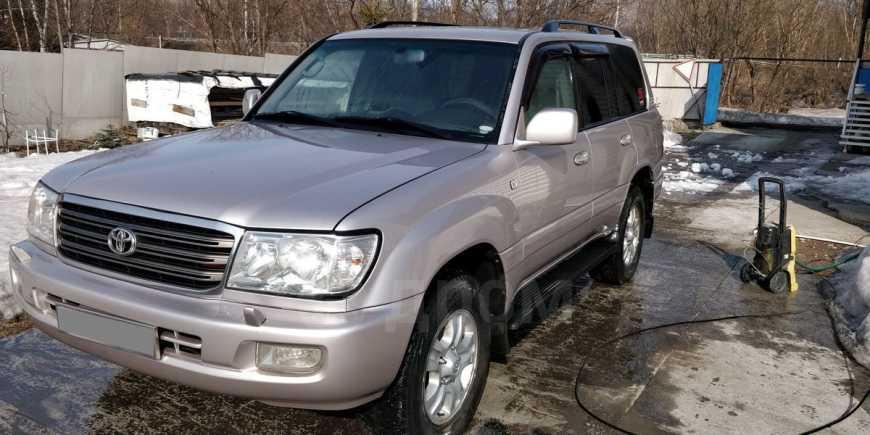Toyota Land Cruiser, 2004 год, 1 299 000 руб.