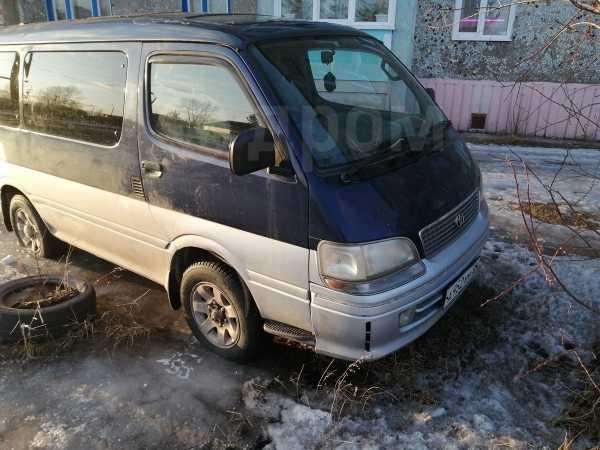 Toyota Hiace, 2000 год, 250 000 руб.