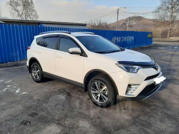Toyota RAV4, 2017 год, 1 780 000 руб.
