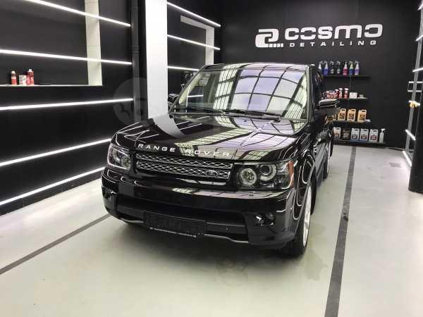 Land Rover Range Rover Sport, 2012 год, 1 300 000 руб.