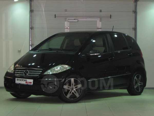 Mercedes-Benz A-Class, 2008 год, 429 000 руб.