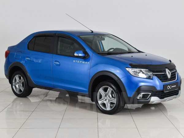 Renault Logan, 2018 год, 784 000 руб.