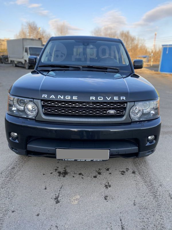 Land Rover Range Rover Sport, 2011 год, 1 320 000 руб.