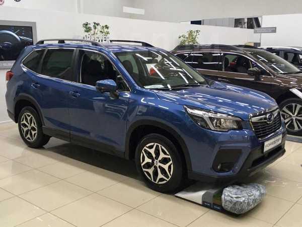 Subaru Forester, 2019 год, 2 743 500 руб.