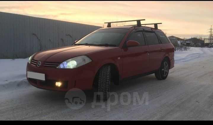 Nissan Wingroad, 2003 год, 190 000 руб.