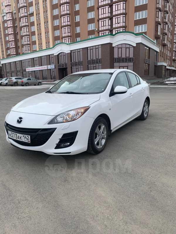 Mazda Mazda3, 2011 год, 500 000 руб.