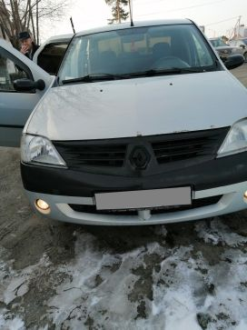 Заречный Renault Logan 2006