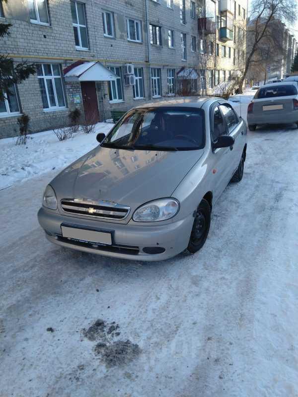 Chevrolet Lanos, 2006 год, 96 000 руб.
