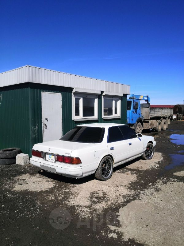 Toyota Mark II, 1989 год, 115 000 руб.