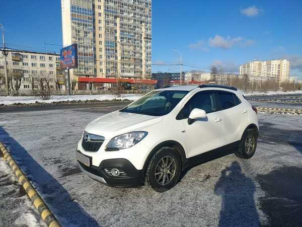 Opel Mokka, 2012 год, 563 000 руб.